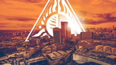 DAWN AFTER DARK ANNOUNCE PRE-ORDER CAMPAIGN FOR DEBUT ALBUM 'NEW DAWN RISING'