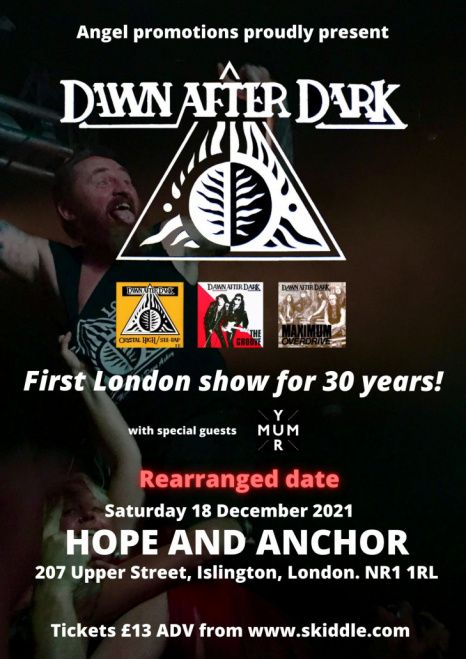 First London Show For 30 Years